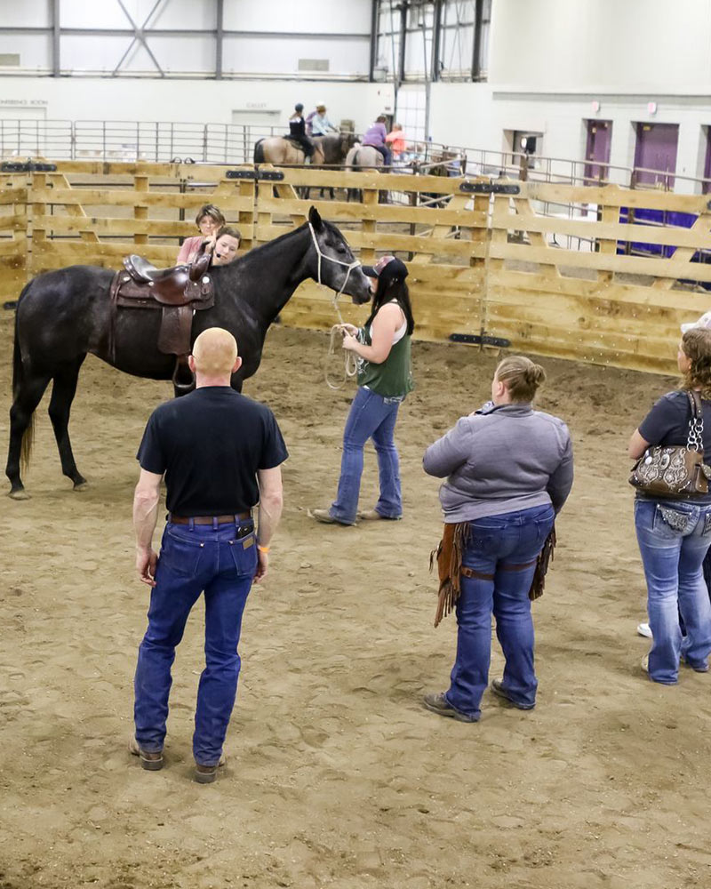 ND Horse Expo